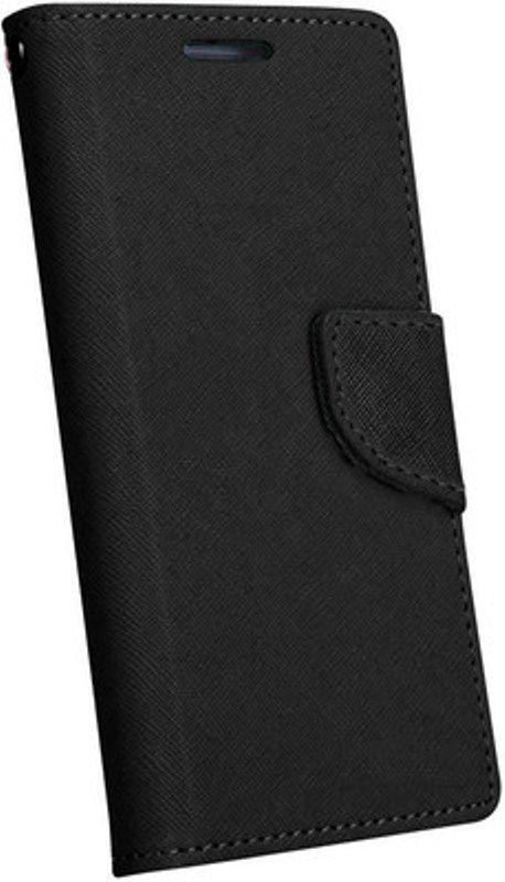Samsung Galaxy Grand I9082 Flip Cover by Om - Black