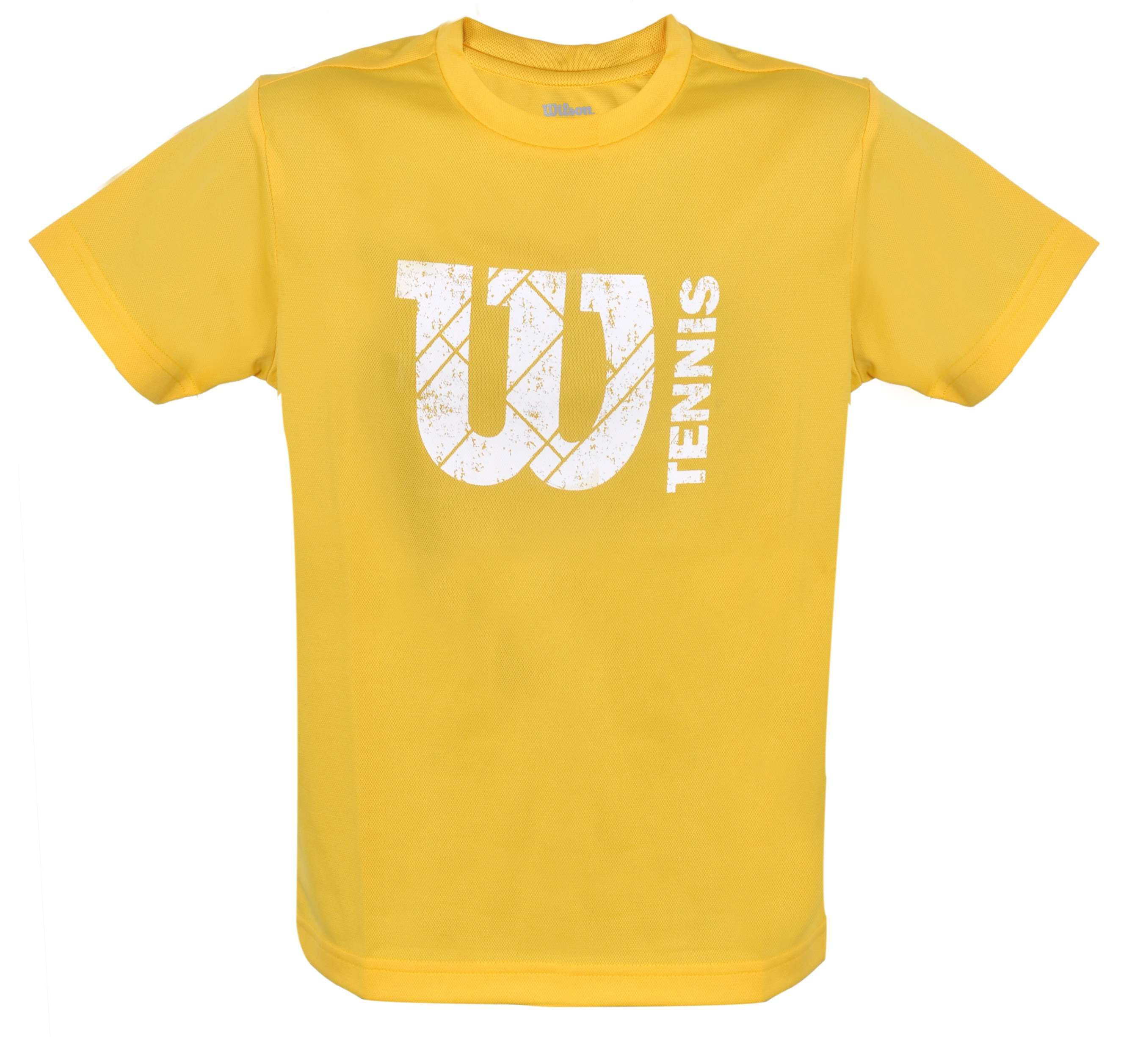 Wilson Yellow T-Shirt