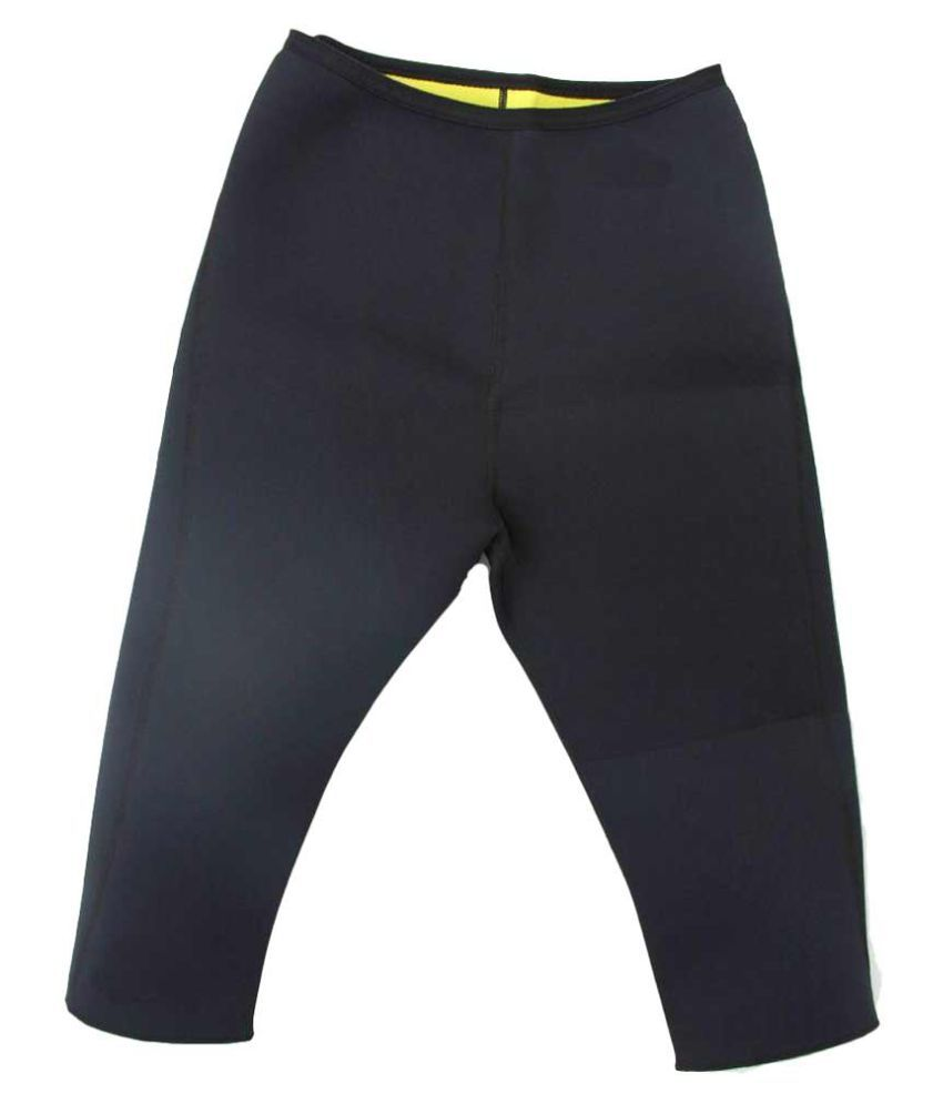 Everything Imported Black Yoga Exercise Capri