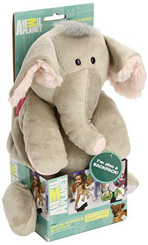 Animal Planet 2 In 1 Backpack With Harness Elephant Buy Animal