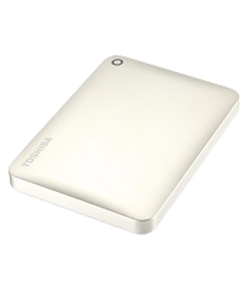 Toshiba Canvio 3 TB USB 3.0 Connect II Gold