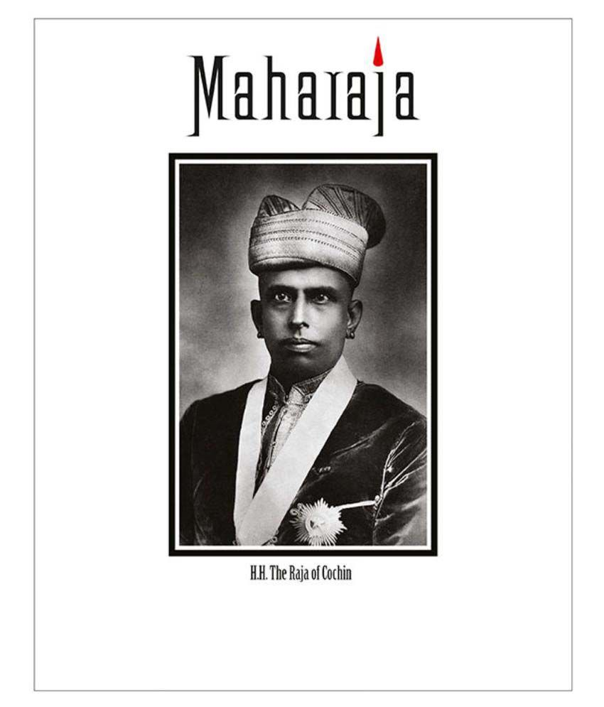 Magnate Publishing House Royal Maharaja Photograph of The Raja of Cochin
