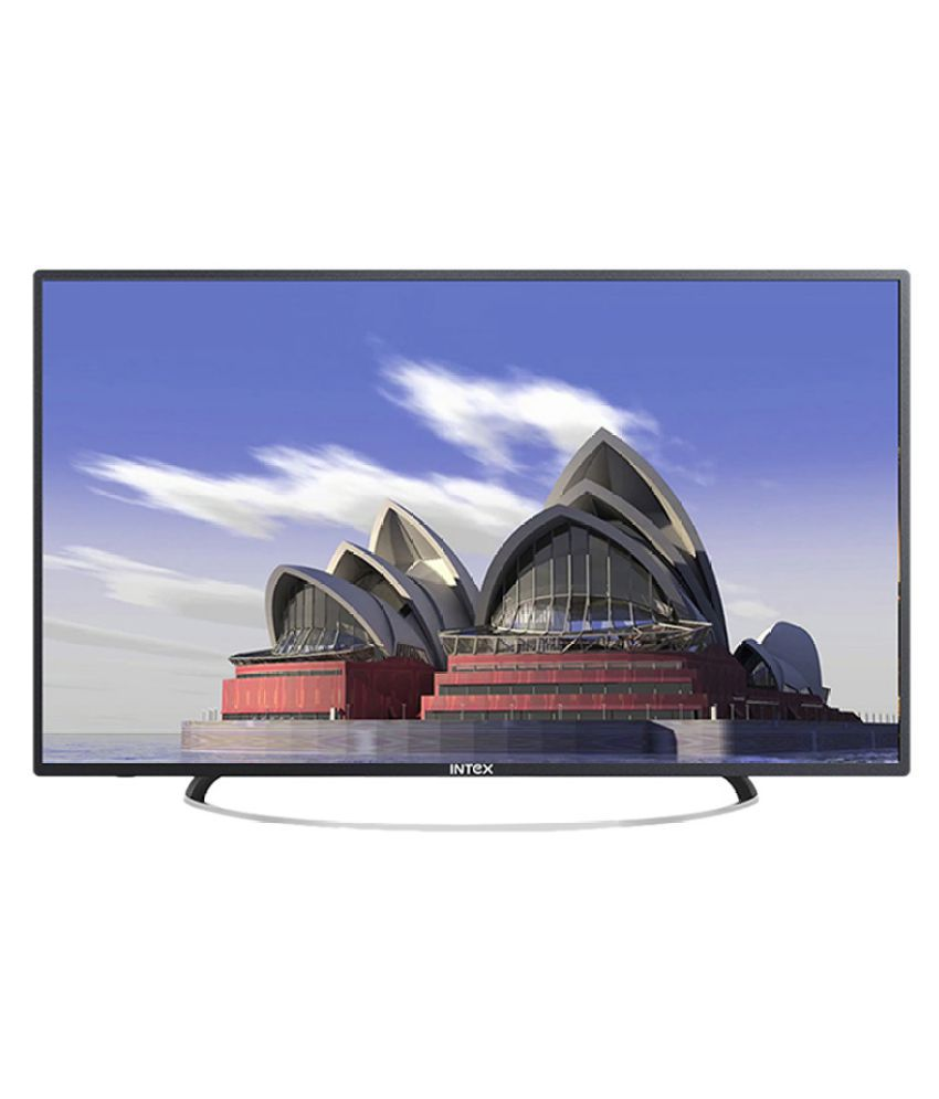 Intex LED-5500 FHD 139 cm ( 55 ) Full HD (FHD) LED Television