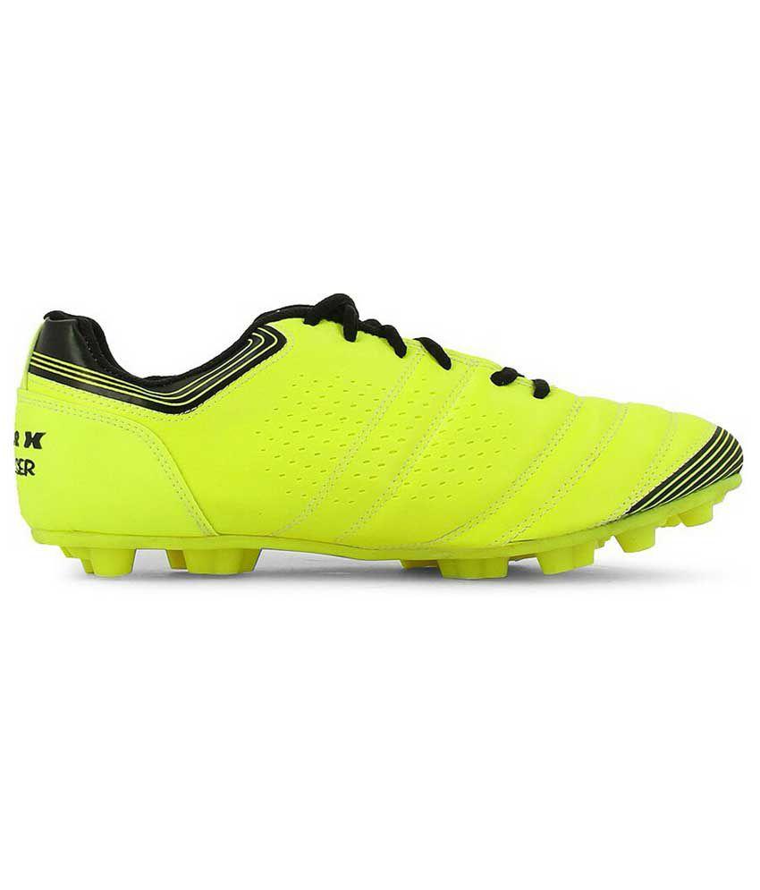 78da27b78 Vector X Chaser II Green Football Shoes - Buy Vector X Chaser II ...