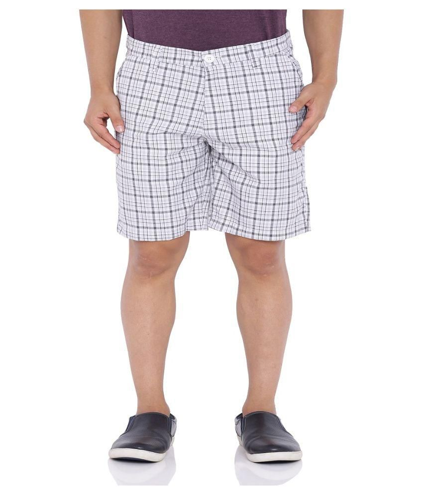 Blue Wave Multi Shorts