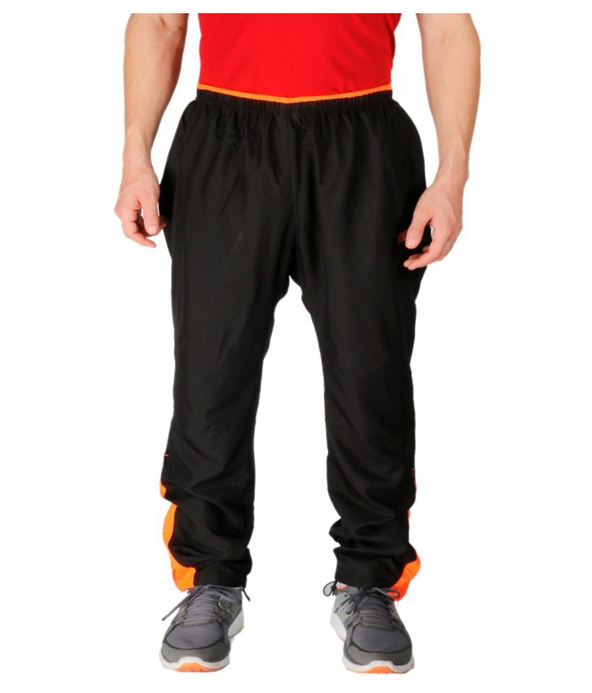 Vector X Black Trackpant