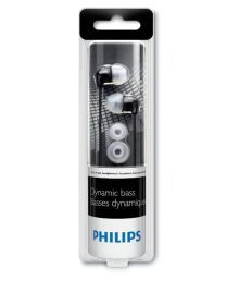 Philips SHE3590BK/98 In Ear Wired Earphones Without Mic Black