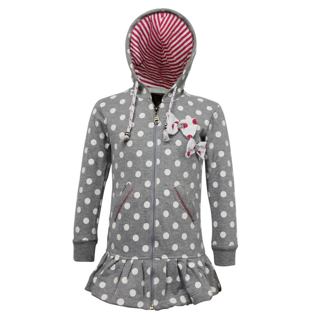 Kothari Gray Cotton Sweatshirts