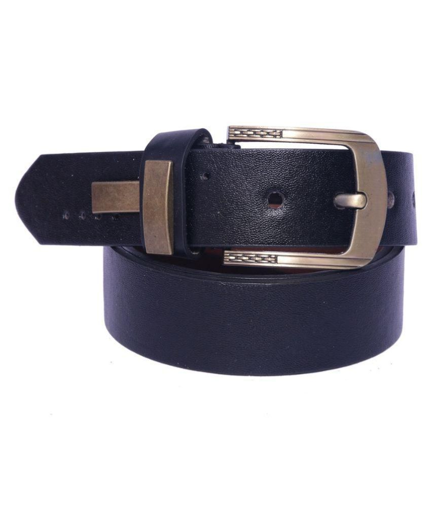 Oodi Navy PU Casual Belts