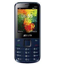 Zen M72 Max 4GB and Below Blue