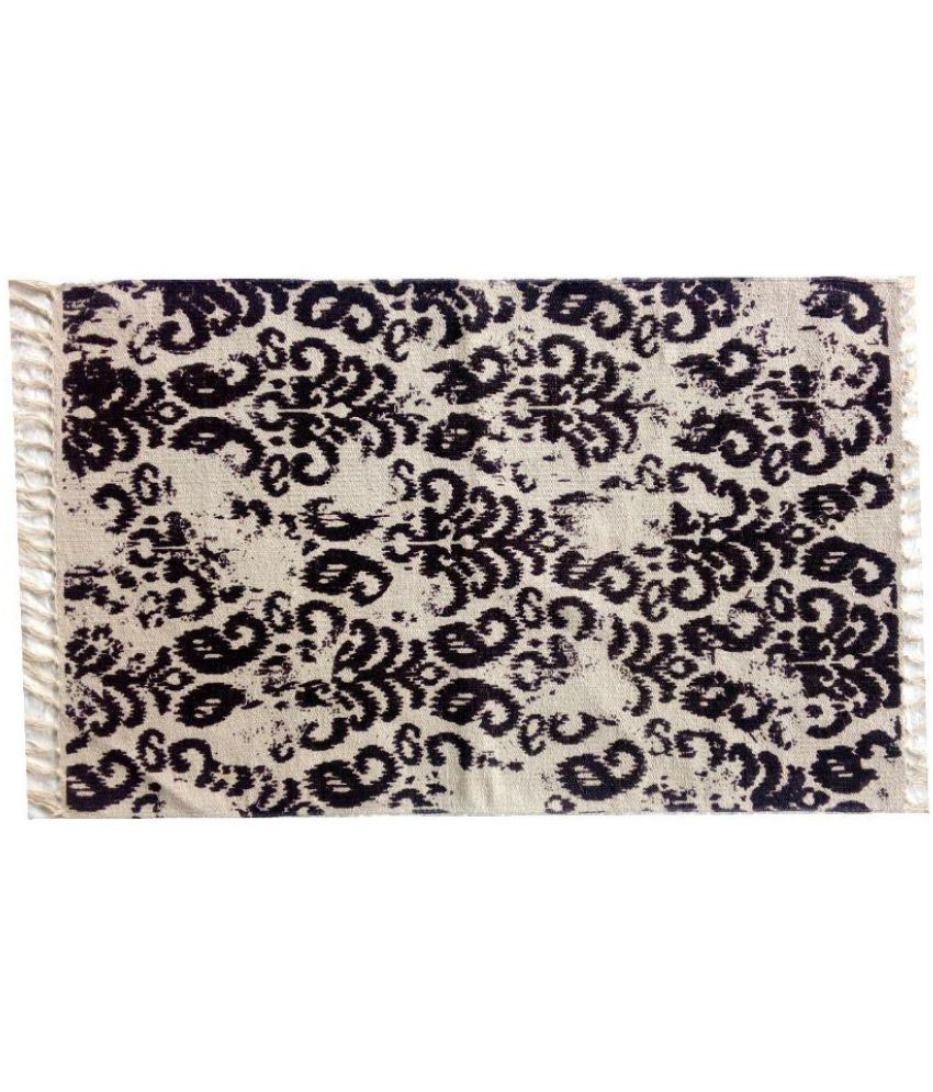 Poonam Arts Multi Single Regular Floor Mat