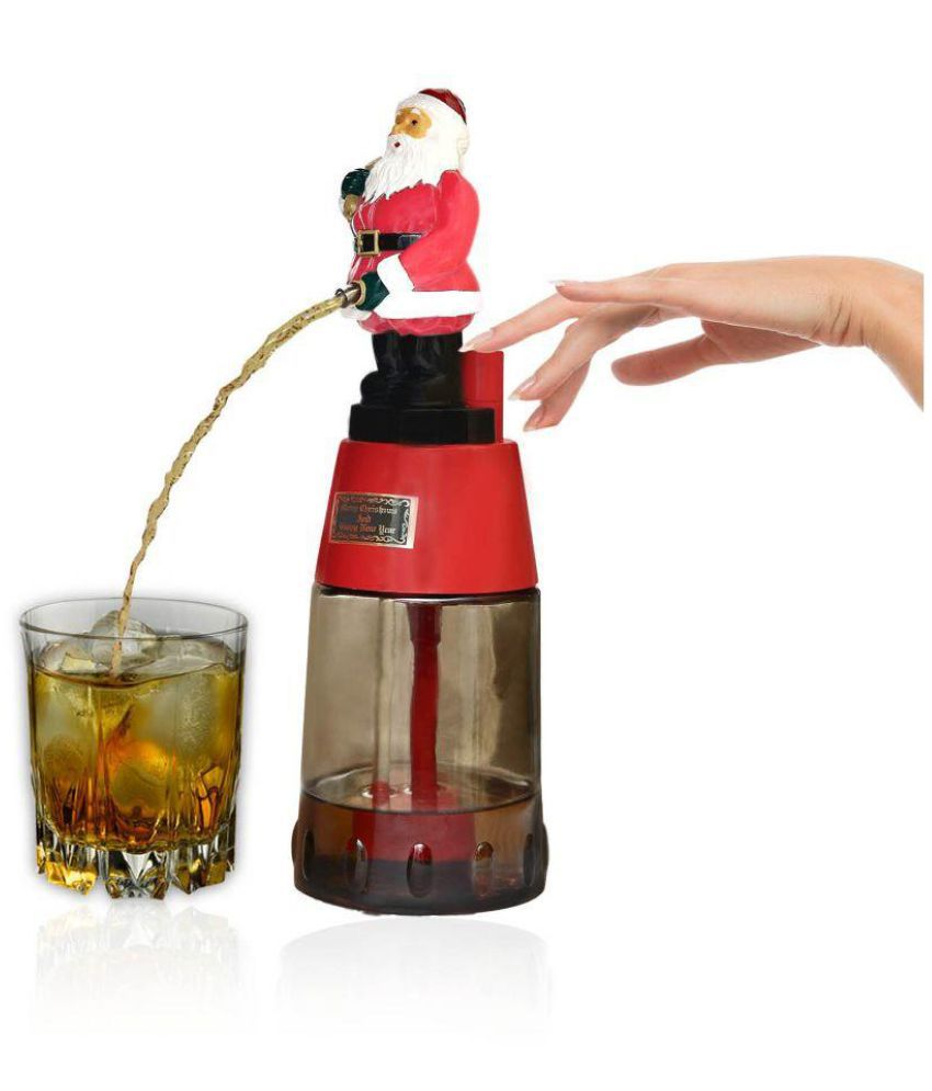 Barraid Red Beer Shaker and Muddler