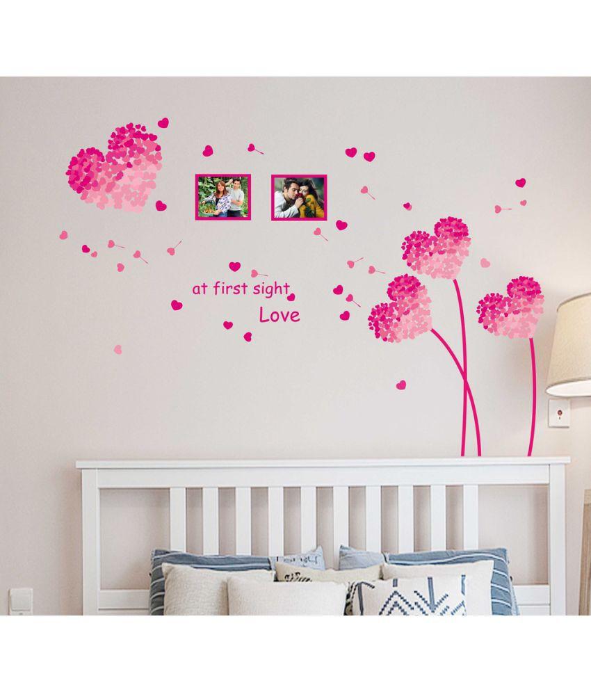 HOMETALES Romance & Love Sticker ( x cms )
