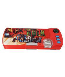 Marvel Multi Color Pencil Box