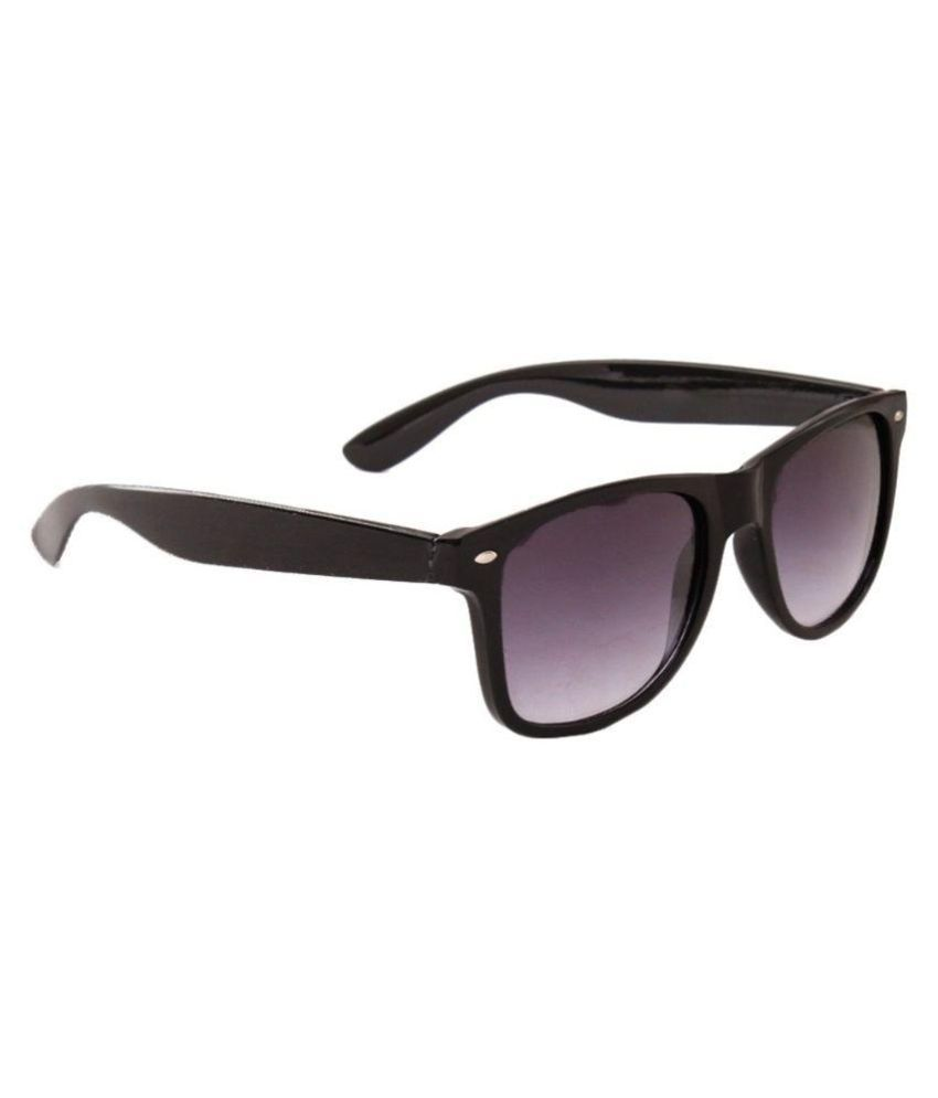 Oodi Purple Wayfarer Sunglasses ( ods44 )