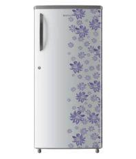 Panasonic 190 LTR NR-A195STSFP Single Door Refrigerator Silver