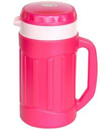 Fable Oyster Hot & Cold Thermos Flask - 1200ml (Pink)
