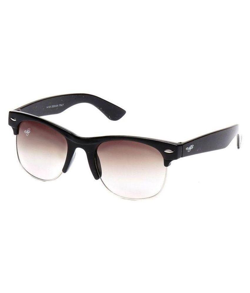Oodi Multicolor Wayfarer Sunglasses ( Ods84 )