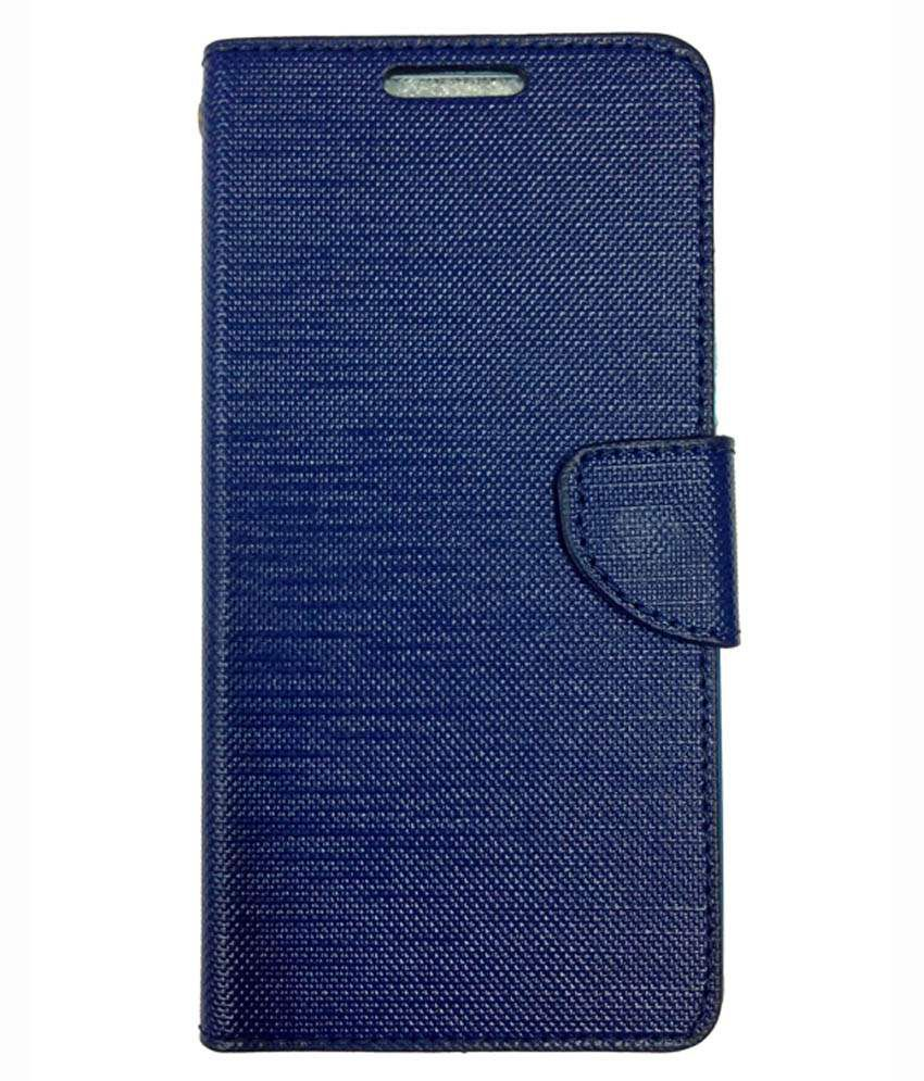 new products 6365b aa098 Samsung Z2 Flip Cover by Ceffon - Blue