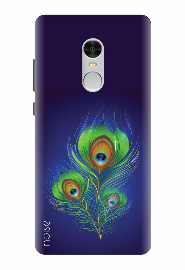 brand new fea40 a7e54 Xiaomi Redmi Note 4 Printed Cover By Noise