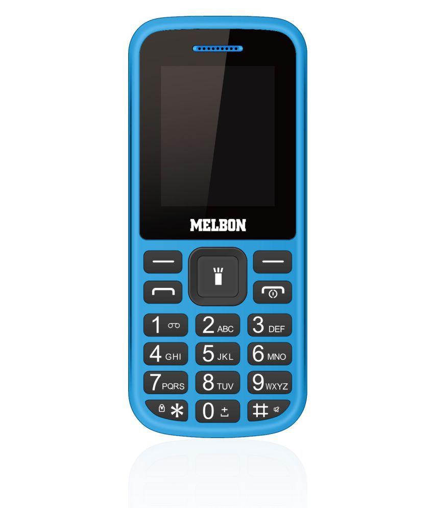 Melbon Dude 02 4GB and Below Blue