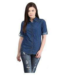 GsaEnterprises Blue Denim Shirt