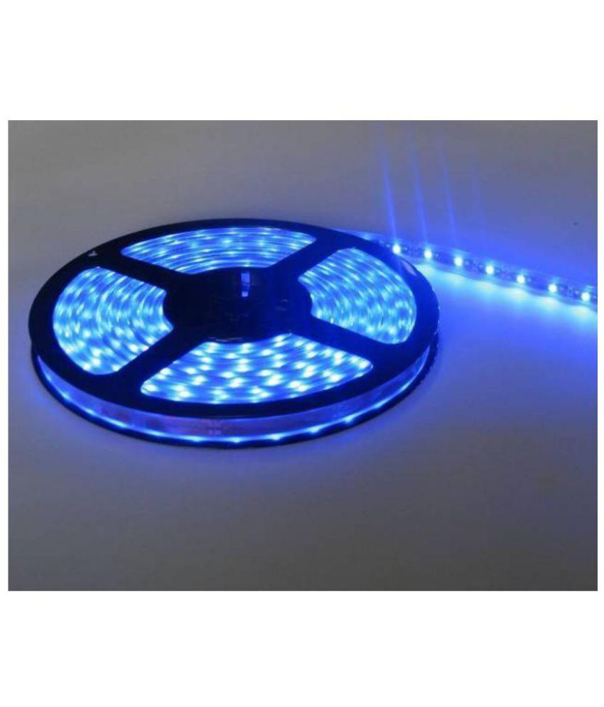 Galaxy lighting blue led strip light with adapter buy galaxy galaxy lighting blue led strip light with adapter aloadofball Choice Image
