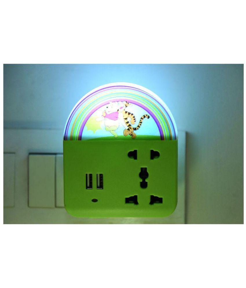 Night lamps india -  Decot Paradise Decot Paradise Night Lamps Night Lamp Green