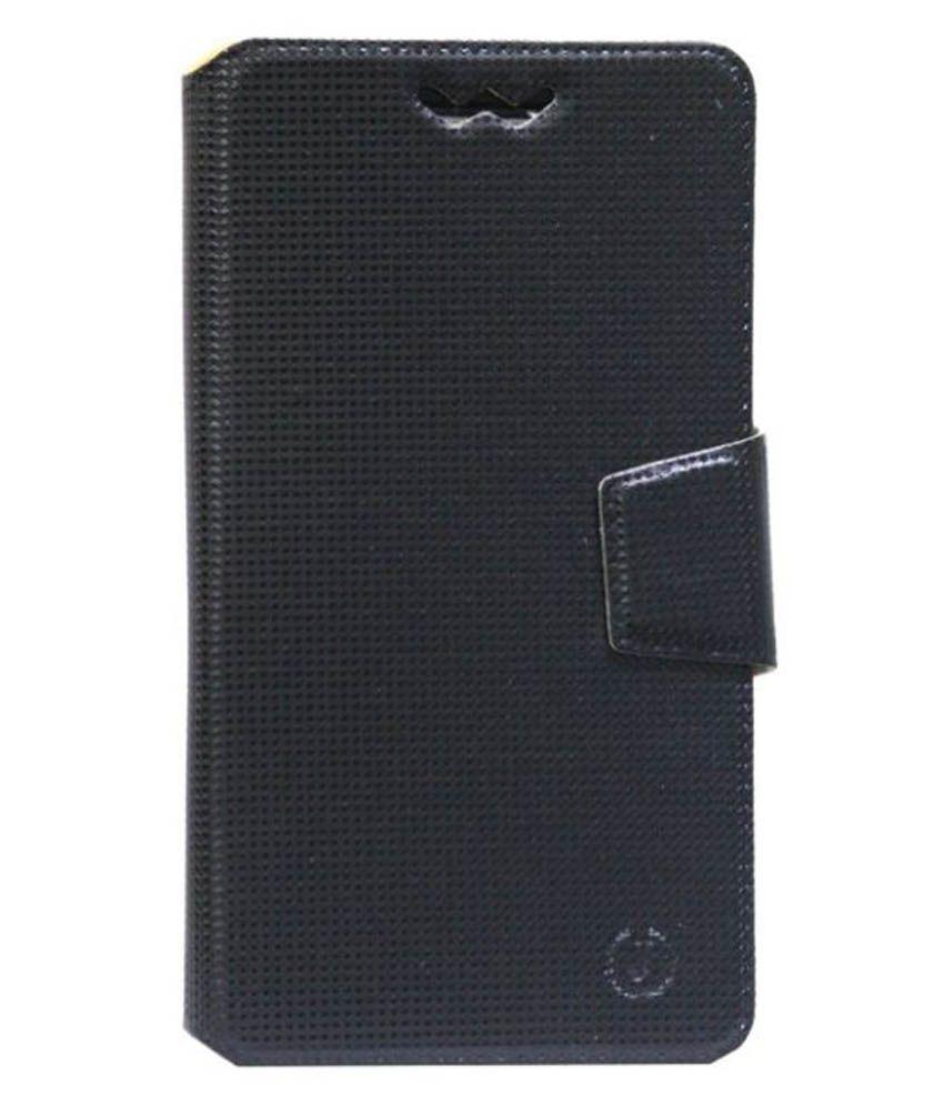 Oppo Neo Flip Cover by Jojo - Black