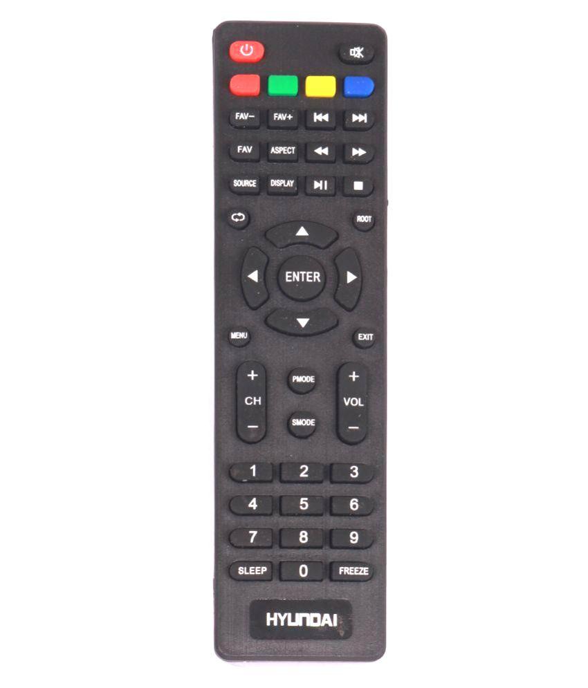 R-SHOP hyu-01 TV Remote Compatible with hyundai led/lcd tv