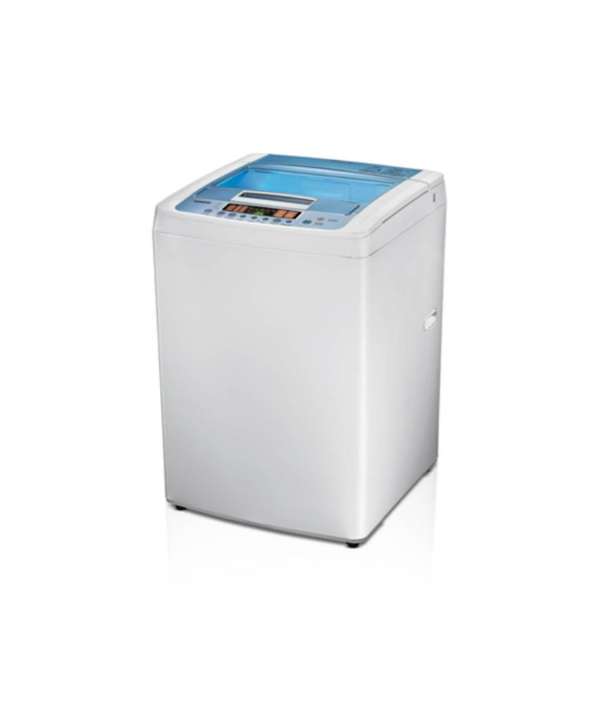 LG 6.2 Kg T72CMG22P Fully Automatic Top Load Washing Machine Cool Grey
