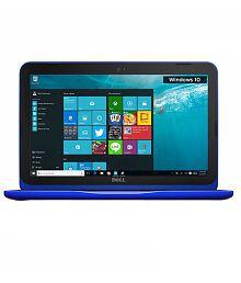 Dell Inspiron 3162 Notebook (Intel Celeron- 2GB RAM- 32GB eMMC- 29.46 cm (11.6)- Windows 10) (Blue)