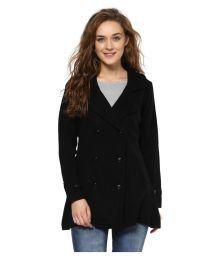 Cayman Black Acro Wool Blazers