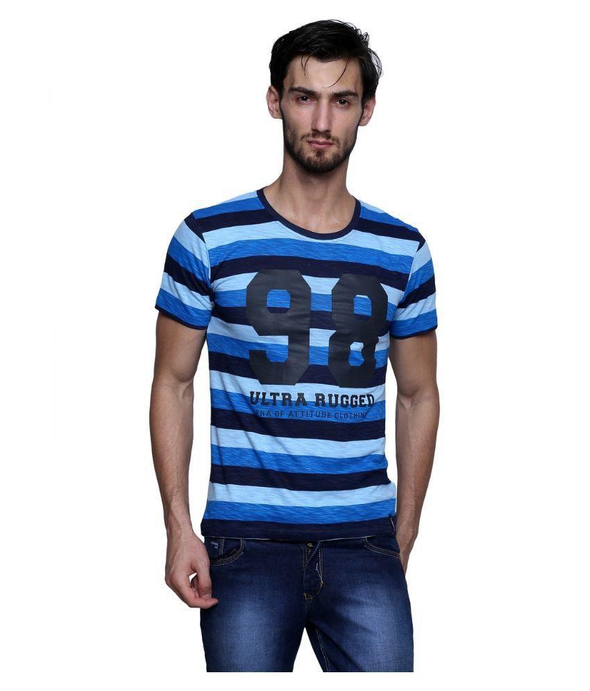 Era Of Attitude Multi Round T-Shirt