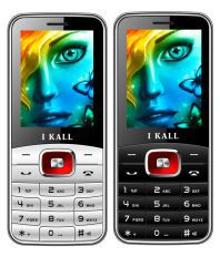 I Kall K41-Combo 4GB and Below Black