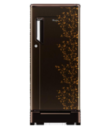 Whirlpool 190 LTR 205 ICEMAGIC POWERCOOL ROY 4S IMPERIA Single Door Refrigerator Gold Imperia
