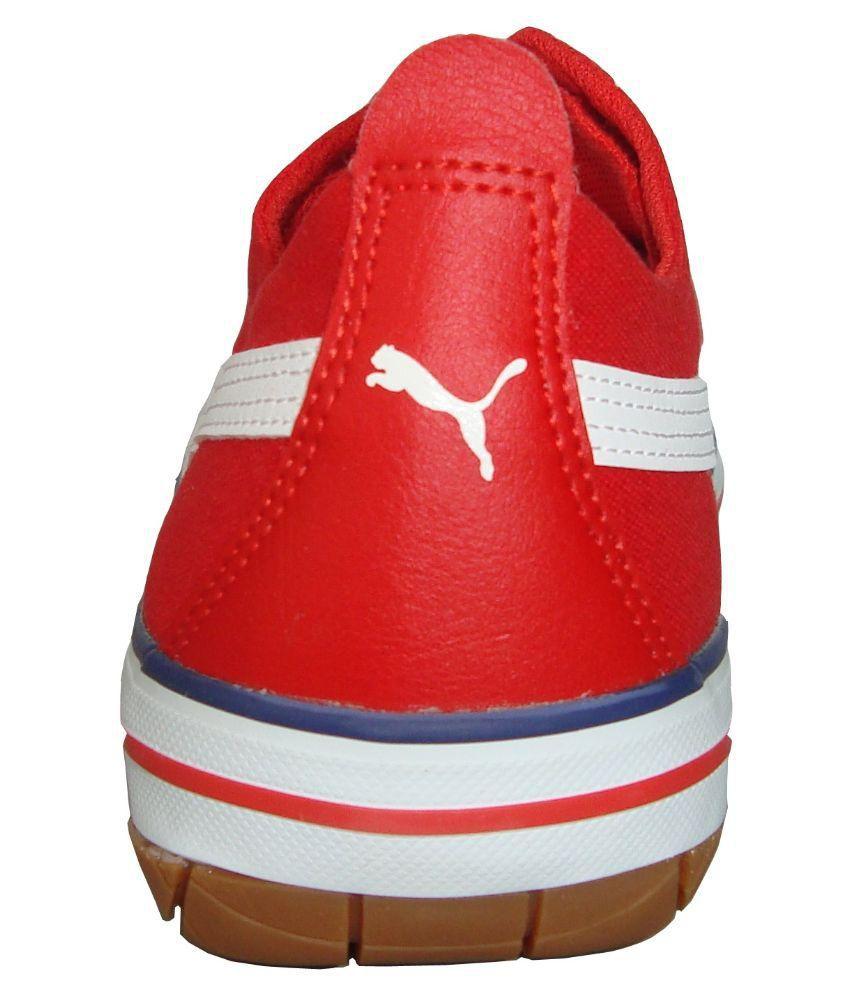 8ec33d2a177 Puma 917 Fun IDP H2T Sneakers Red Casual Shoes - Buy Puma 917 Fun ...