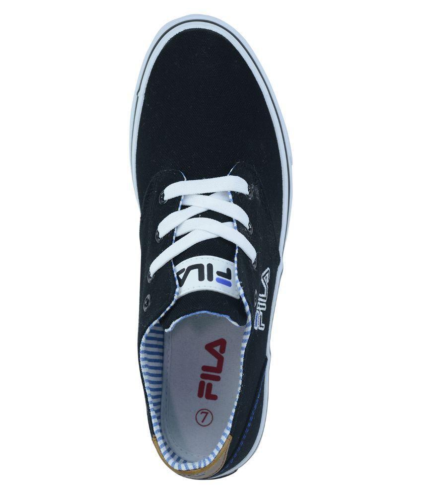 Fila Farli Walk Plus 4 Sneakers Black Casual Shoes - Buy Fila Farli ... 3894847380fd
