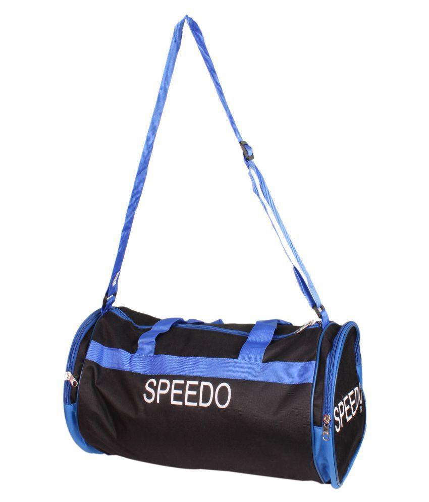Speedo Black Gym Bag