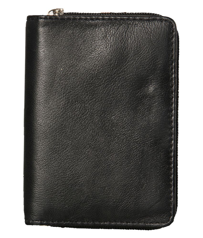 Morsei Black Wallet
