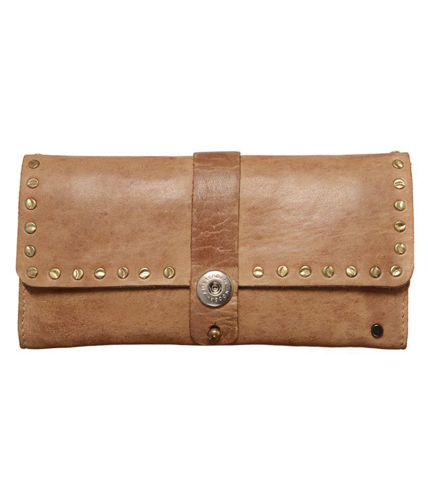 Morsei Brown Wallet