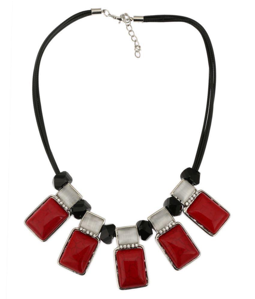 Arihantt Jewels Multicolour Necklace