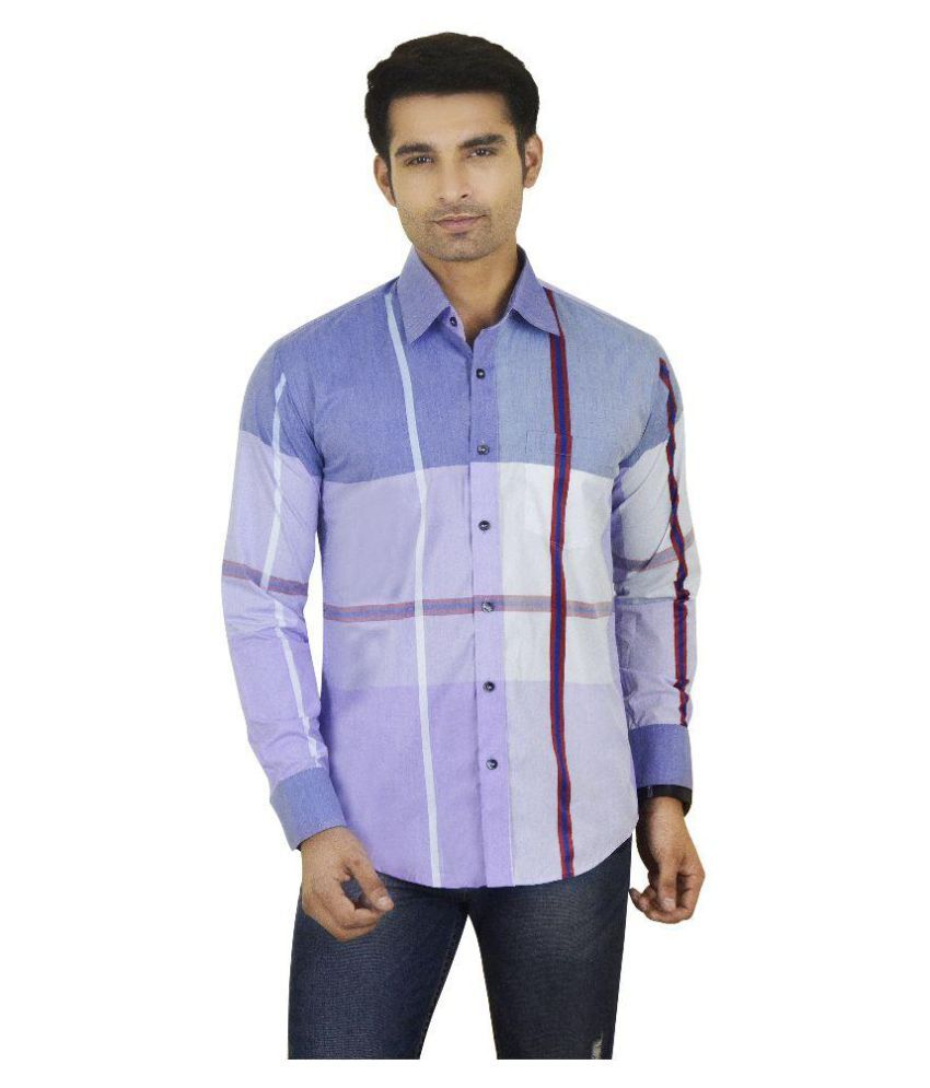 Big Brother Multi Casuals Regular Fit Shirt