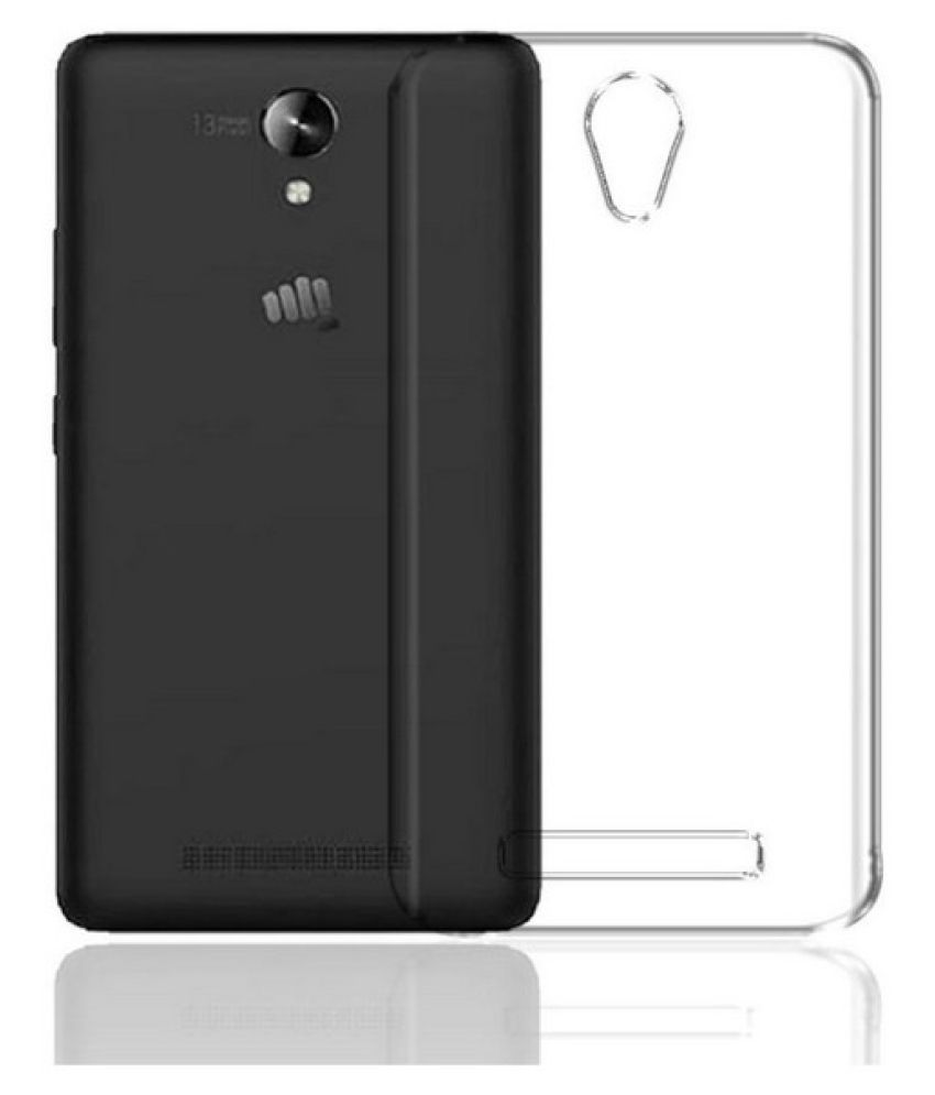 cheap for discount 6bc48 4bf79 Micromax Canvas Unite 4 Pro Cover by Red Knight - Transparent
