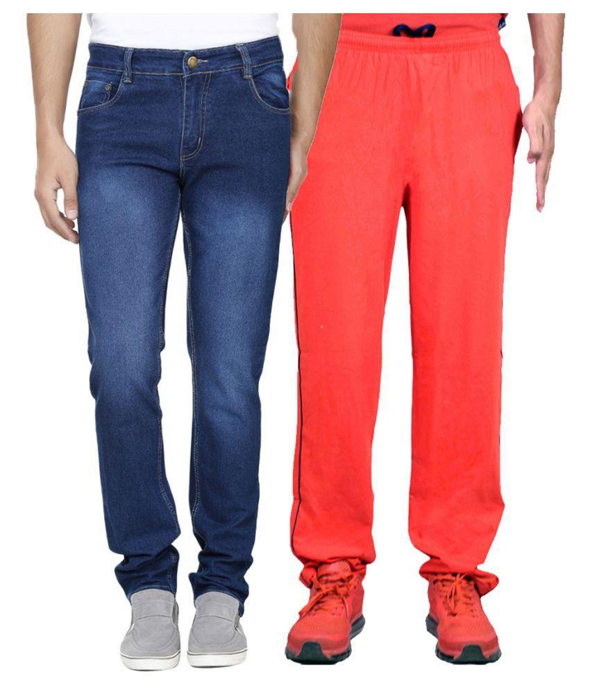 Van Galis Multicolored Regular Fit Solid
