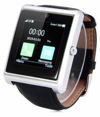 Sicario Moda W3 Smart Watch - Black