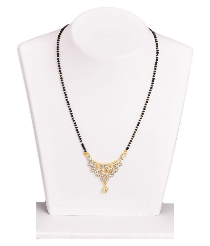 M4U Fashion American Diamond Mangalsutra