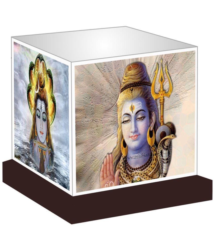 Advance Hotline Lord Shiva Night Lamp Night Lamp Multi