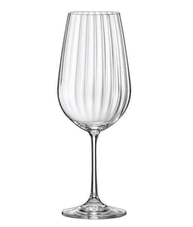Bohemia Crystal 550 Ml Wine Gles