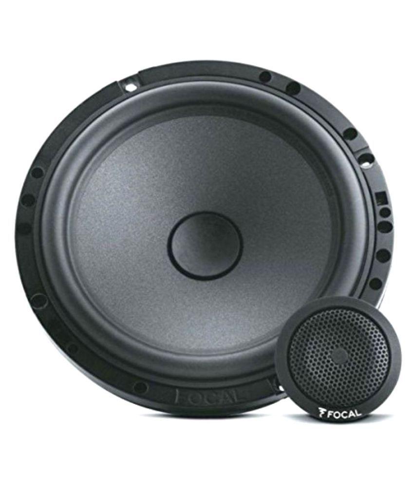 Focal Universal Isn165 Component Car Speakers Buy Focal Universal